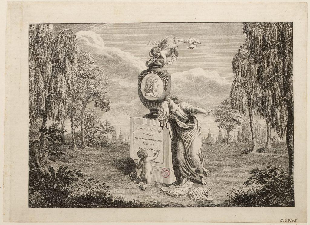 http://parismuseescollections.paris.fr/fr/musee-carnavalet/oeuvres/charlotte-corday-vertilgte-das-anarchische-ungehener-marat-den-17-july-1793#infos-principales