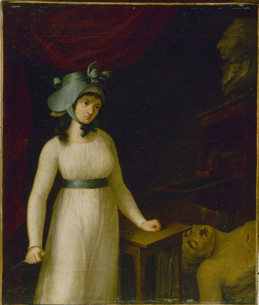 http://parismuseescollections.paris.fr/fr/musee-carnavalet/oeuvres/portrait-de-charlotte-corday-1768-1793-au-moment-ou-elle-vient-d-assassiner